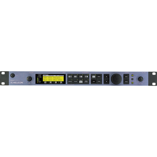 TC-Helicon VoiceWorks Vocal Processor