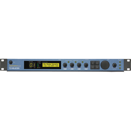 TC-Helicon VoiceWorksPlus - Advanced Vocal Processing