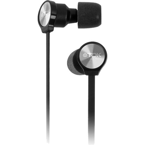 TDK BA100 Noise Isolating In-Ear Headphones