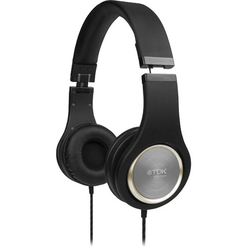 TDK Life on Record ST700 High Fidelity On-Ear Headphones