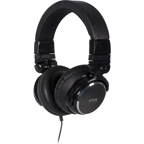 TDK Life on Record ST410 DJ Style Stereo Headphones