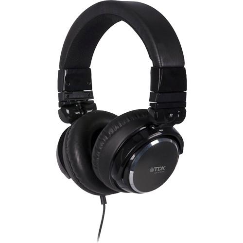 TDK Life on Record ST410 DJ Style Stereo Headphones