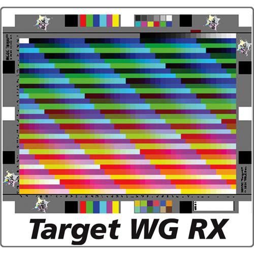 TGLC Color Management PerfX Target RX Wide Gamut