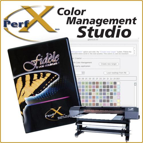 TGLC Color Management PerfX Color Management Studio for Windows