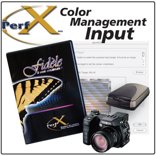 TGLC Color Management PerfX Color Management Input for Macintosh