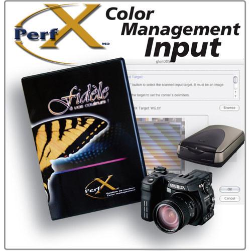 TGLC Color Management PerfX Color Management Input for Windows