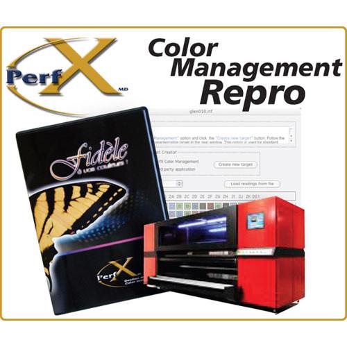 TGLC Color Management PerfX Color Management Repro for Windows