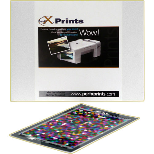 TGLC Color Management PerfX Prints Printer Color Calibration