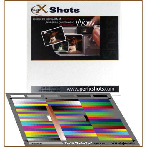TGLC Color Management PerfX Shots Pro Digital Camera Calibration System