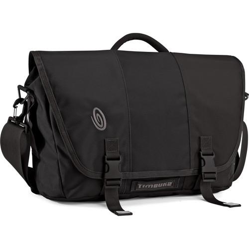 Timbuk2 Commute Laptop Messenger Bag (Medium, Black)
