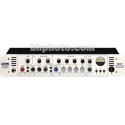 TL Audio 5051 Single Channel Voice/Instrument Processor