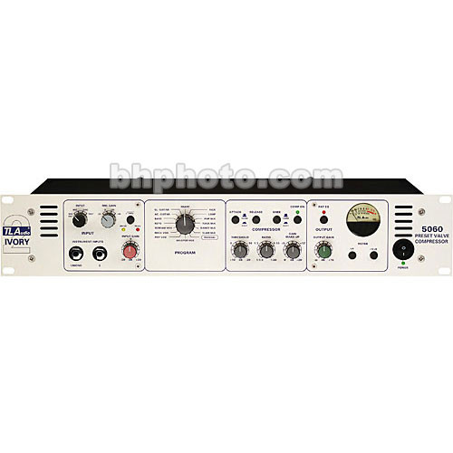 TL Audio 5060 Preset Compressor