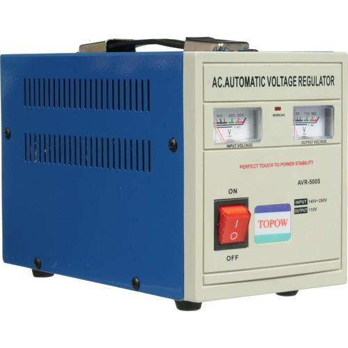TOPOW AVR500 Step-Down Transformer (500W)
