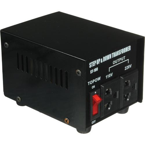 TOPOW ST-100 Step Up / Down Transformer (100W)