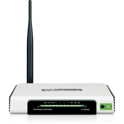 TP-Link TL-MR3220 3G / 3.75G Wireless N Router