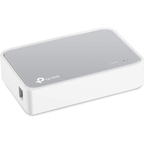 TP-Link 5-Port Unmanaged 10/100Mbps Desktop Switch