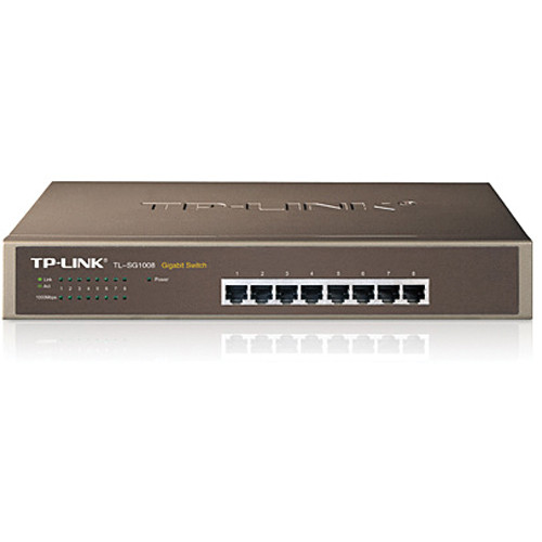 TP-Link TL-SG1008 8 Port Gigabit Switch