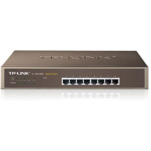 TP-Link TL-SG1008 8 Port Gigabit Switch