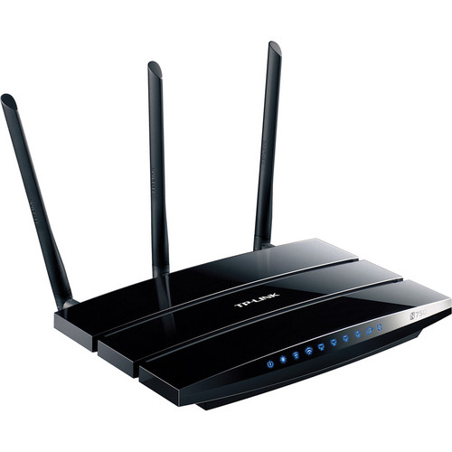 TP-Link TL-WDR4300 Wireless-N750 Dual Band Gigabit Router