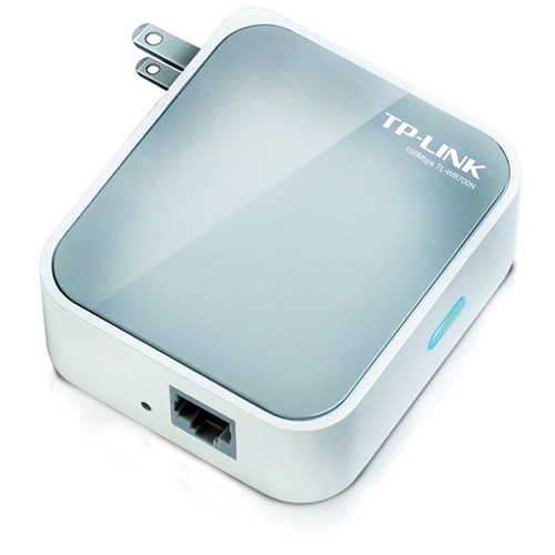 TP-Link TL-WR700N 150Mbps Wireless-N Mini Pocket Router