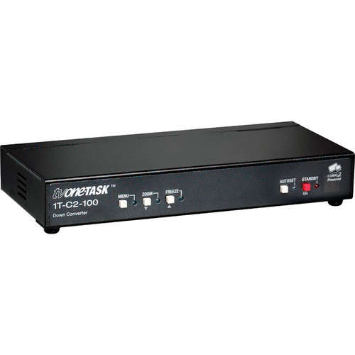 One Task 1T-C2-100 Scan Converter /Down Converter