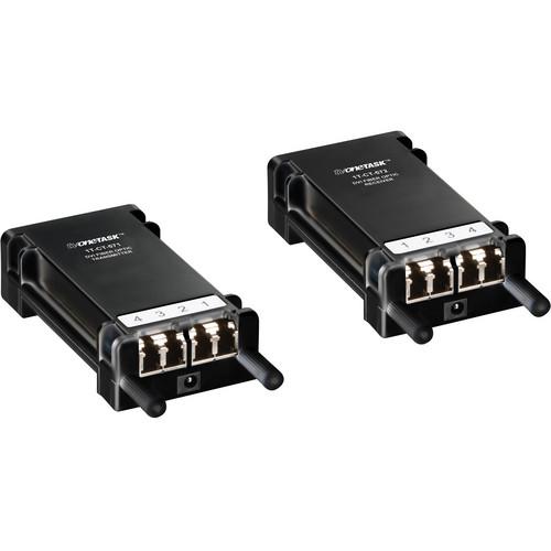 TV One 1T-CT-570 DVI Fiber Optic Extender