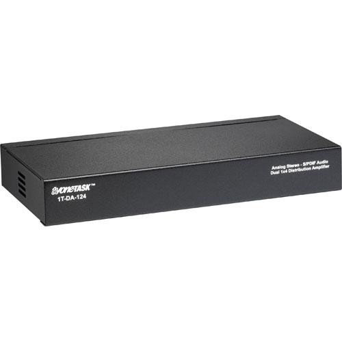 TV One 1T-DA-462 Audio Distribution Amplifier
