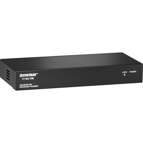 TV One 1T-DA-726 3G/HD/SD-SDI Distribution Amplifier with Reclocking