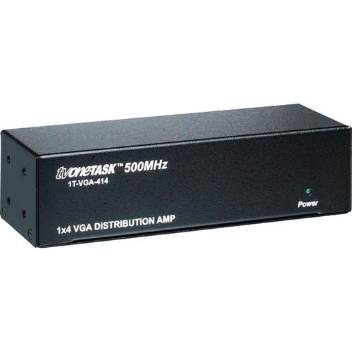 TV One 1T-VGA-414 1x4 VGA Distribution Amplifier