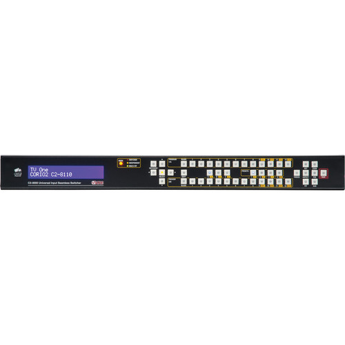 TV One C2-8000 Universal Input Seamless Switcher