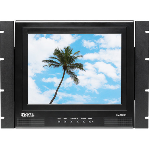 TV One LM-1520R LCD Color Monitor