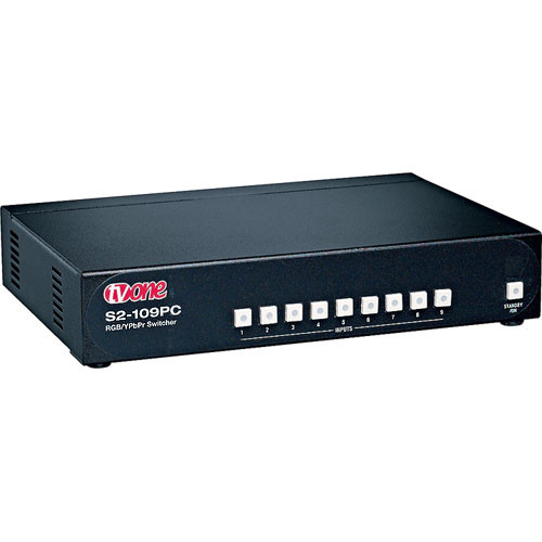 TV One S2-109PC Switcher for C2-1000/C2-2000