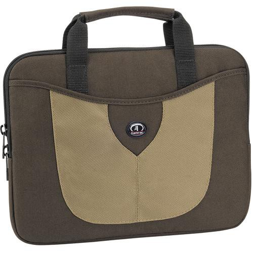 Tamrac 1701 Superlight Computer Sleeve 10 (Brown with Tan)