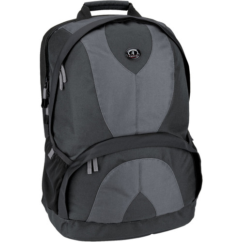 Tamrac Superlights Computer Backpack 17 (Black and Gray)