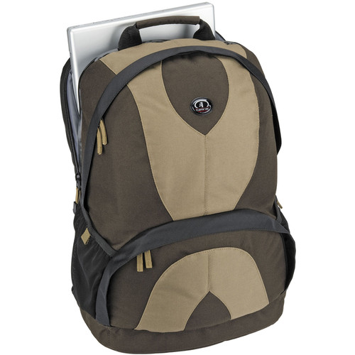 Tamrac Superlights Computer Backpack 17 (Tan and Brown)