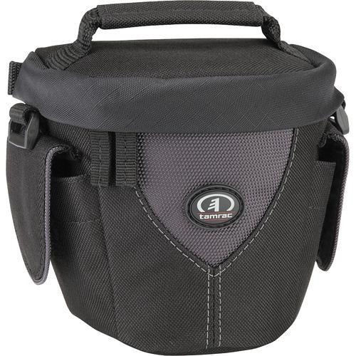 Tamrac 3320 Aero Zoom 20 Bag (Black and Gray)