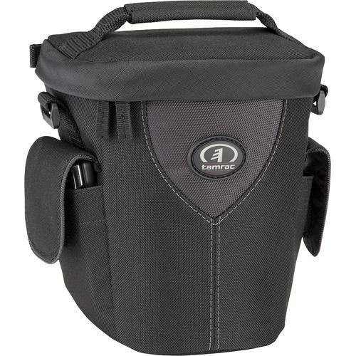 Tamrac 3330 Aero Zoom 30 Bag (Black and Gray)