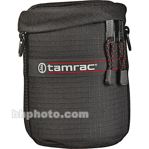 Tamrac 342 Lens Case, Small (Black)
