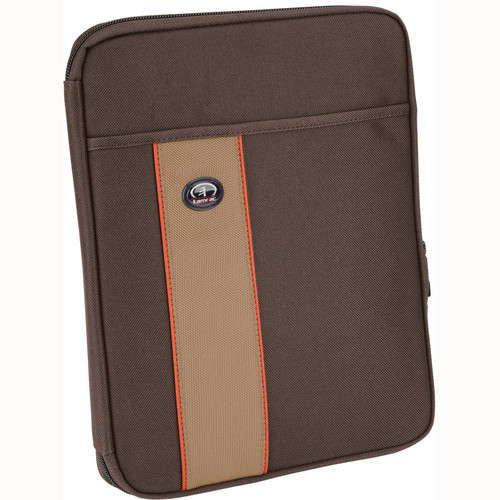 Tamrac Rally 1 iPad Portfolio (Brown/Tan)