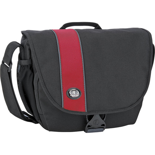 Tamrac 3444 Rally 4 Camera Bag (Black and Red)