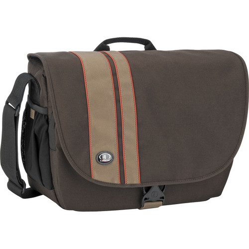 Tamrac 3447 Rally 7 Camera/Laptop Bag (Brown with Tan)