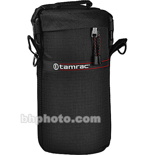 Tamrac 346 Lens Case, Large (Black)