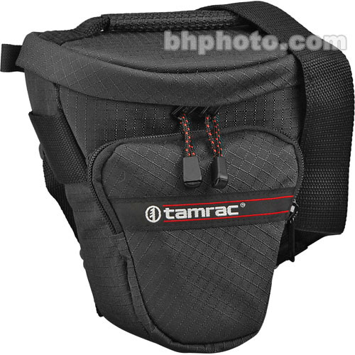 Tamrac 515 Compact Zoom Pak Holster Bag (Black)
