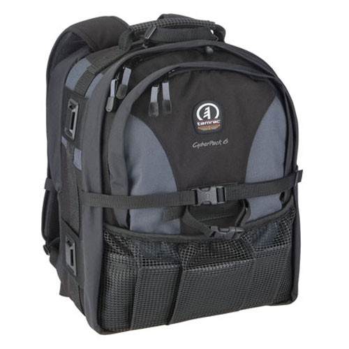 Tamrac 5256 CyberPack 6 Photo/Computer Backpack (Black)