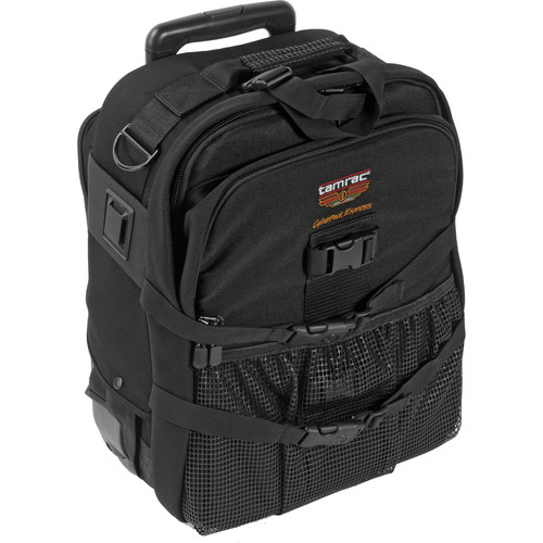 Tamrac 5265 CyberPro Express Rolling Photo/Computer Backpack (Black)