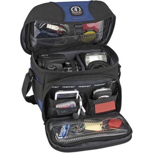 Tamrac Tamrac 5602 System 2 Camera Bag - for DSLR with Lens Attached, Extra Lens and Flash
