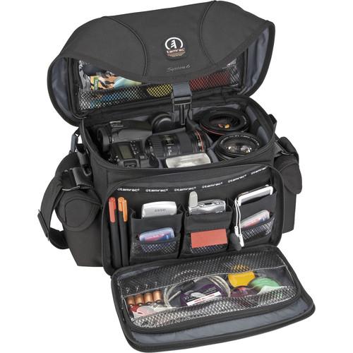 Tamrac 5606 System 6 Camera Bag (Black)