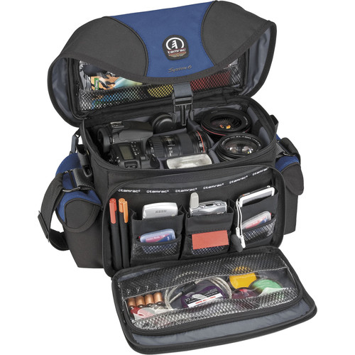 Tamrac 5606 System 6 Camera Bag (Blue)