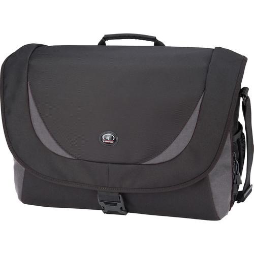 Tamrac 5725 Zuma 5 Photo/Laptop Shoulder Bag (Black/Dark Gray)