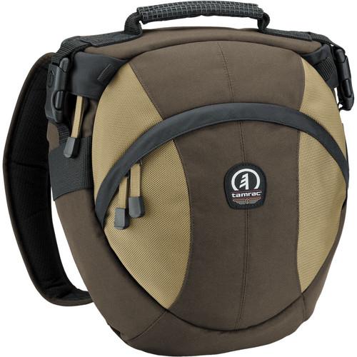 Tamrac Velocity 8x Pro Sling Pack (Brown/Tan)